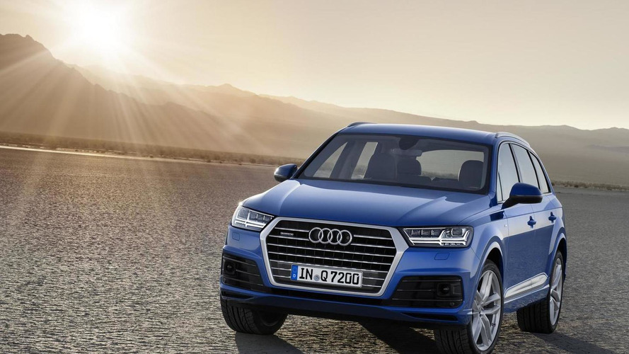 Second generation Audi Q7 goes official with 325 kg weight loss