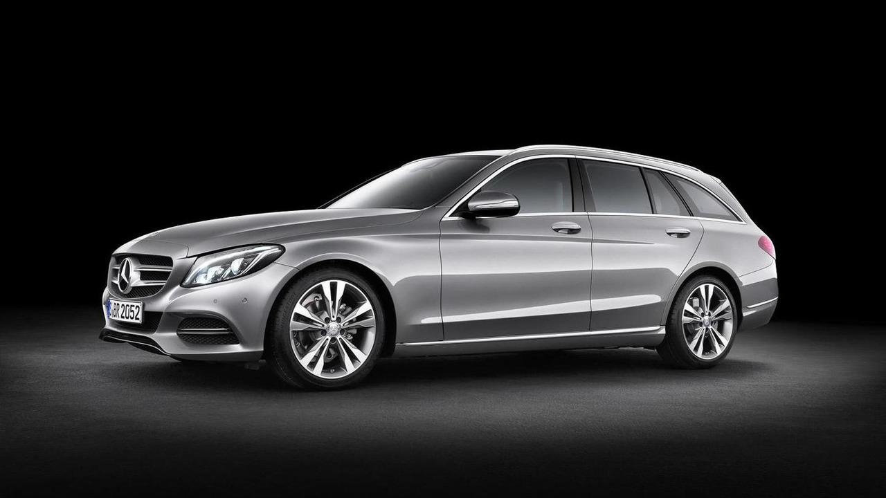 2015 Mercedes-Benz C-Class Estate