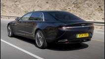Aston Martin revela detalhes do novo Lagonda, sedã exclusivo dos árabes ricos