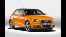 Vazou: Audi A1 Sportback aparece em primeiras imagens oficiais