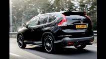 Honda CR-V ganha séries Black Edition e White Edition no Reino Unido