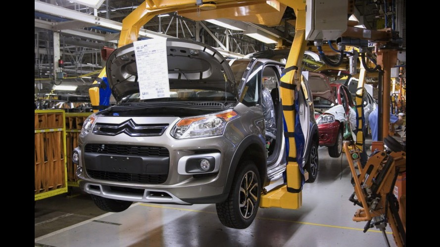 Em alta: PSA vai investir R$ 3,7 bi para dobrar produção no Brasil até 2015