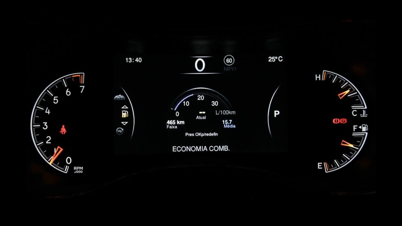 """Volta rápida: """"rolezinho"""" de Grand Cherokee 2014 revela aptidão para asfalto e trilha"""