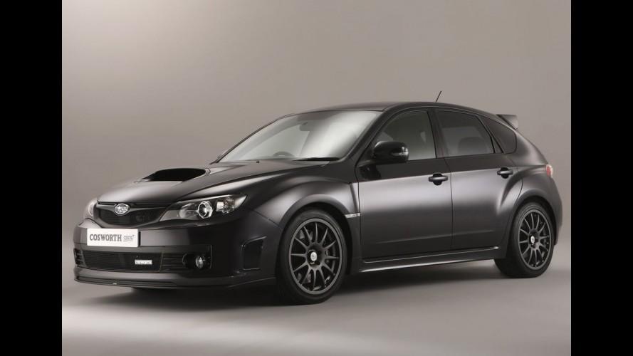 Edição Especial: Subaru Impreza STI Cosworth CS400 2011 tem motor de 400cv!