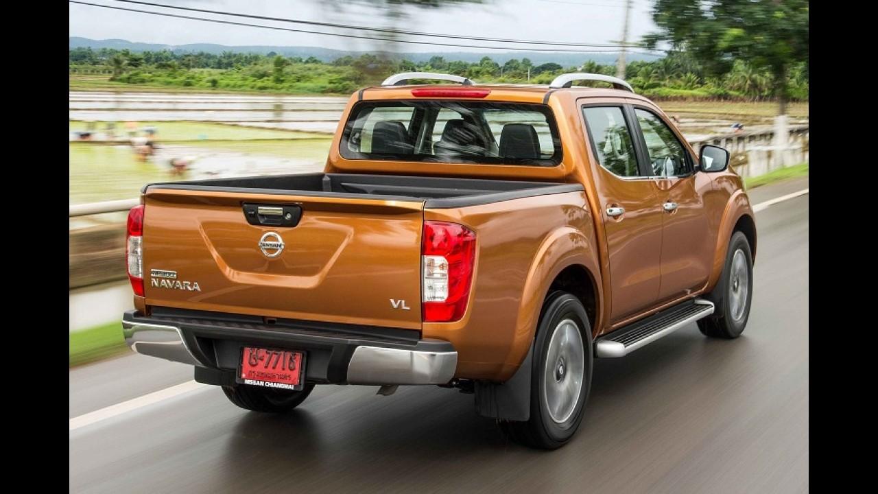 Nissan considera versão esportiva Nismo para nova Frontier