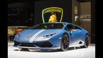 Lamborghini Huracàn LP 610-4 Avio, pronta al decollo