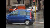 Roma allagata, traffico in tilt