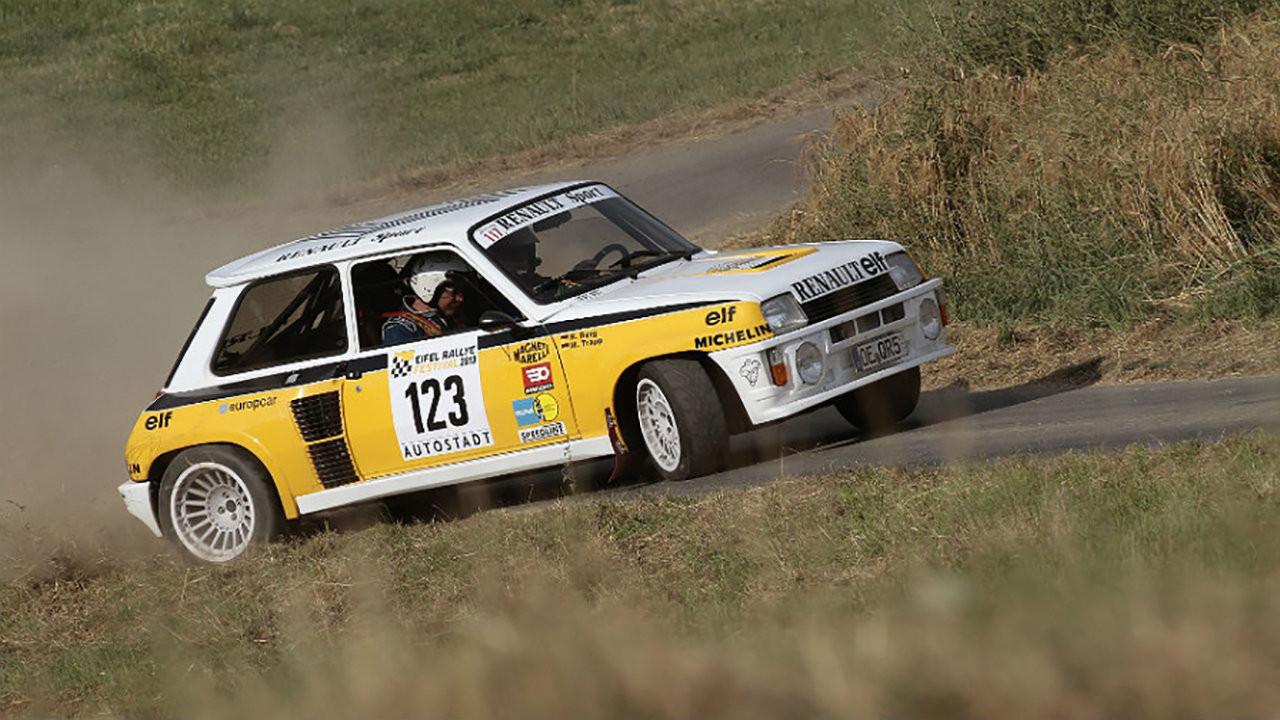 WRC, le foto storiche