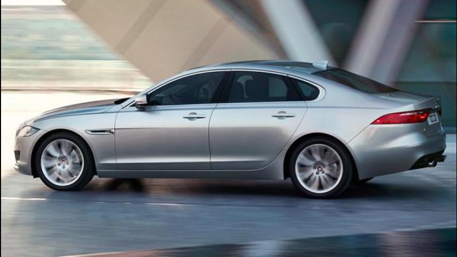 Jaguar XF, rivoluzione silenziosa