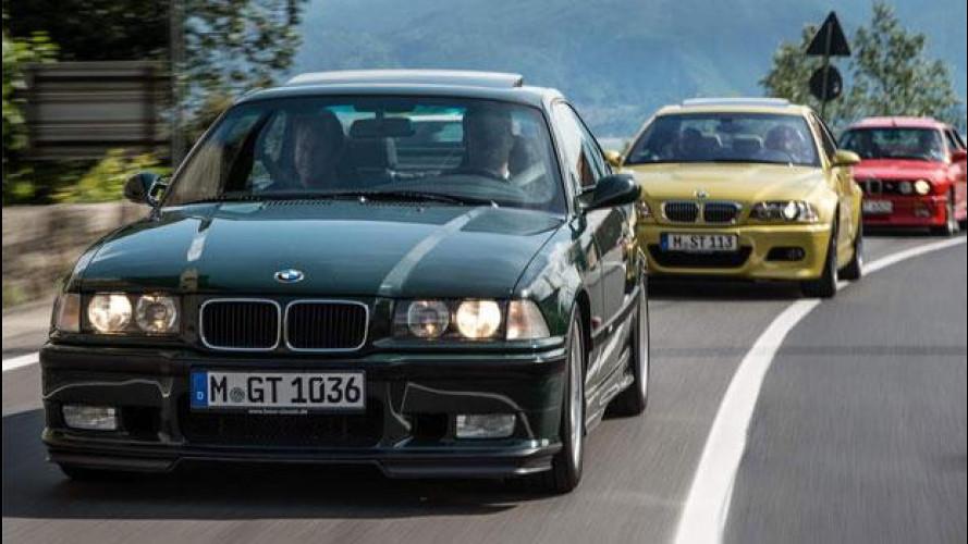 BMW Serie 3, fino a Monaco con la sua storia