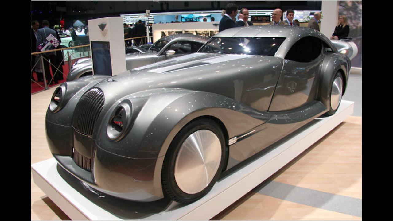 Morgan-Studie Life Car