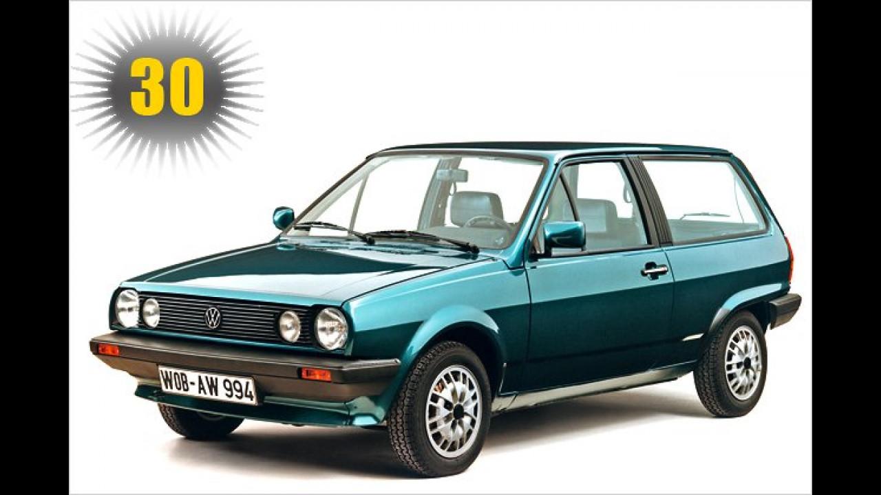 30 Jahre VW Polo II