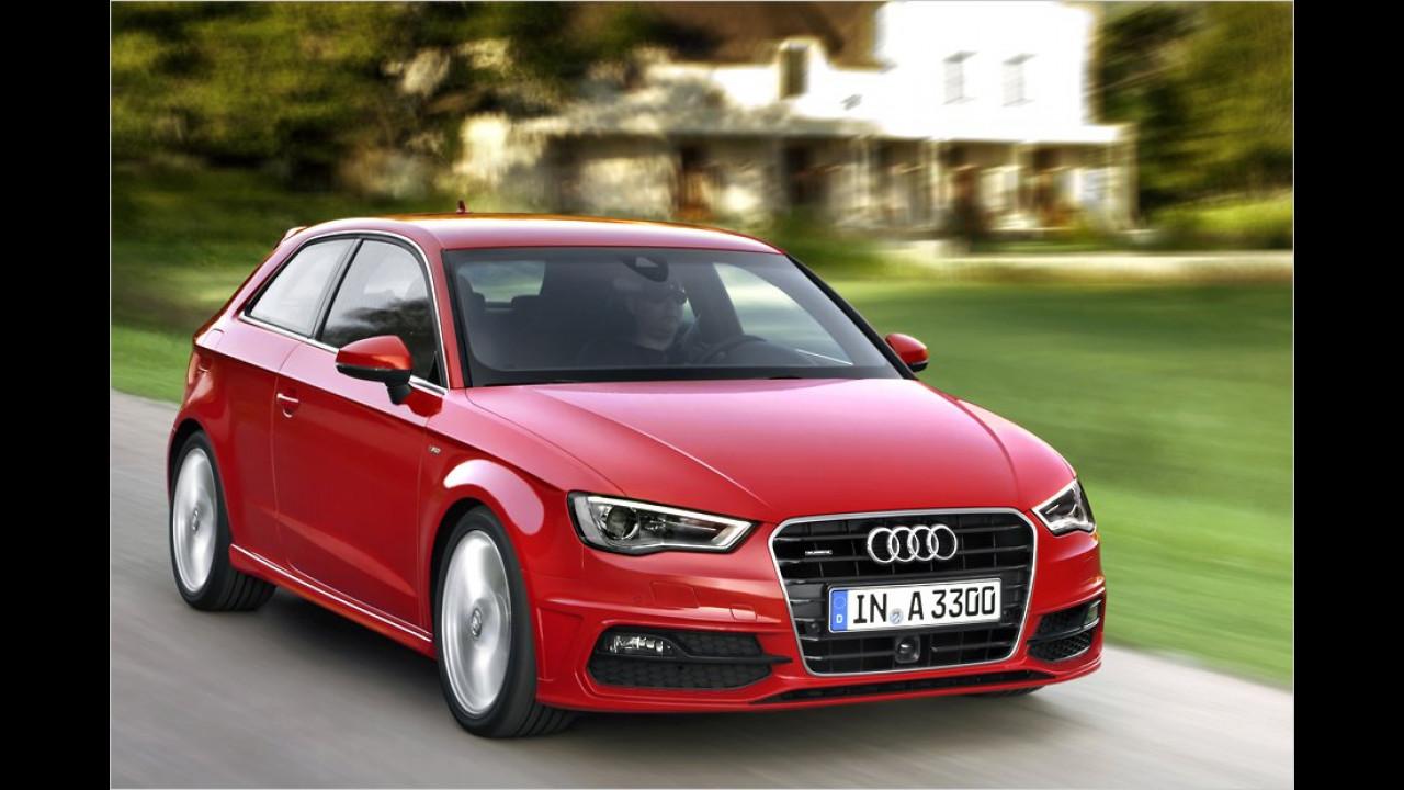 August: Audi A3