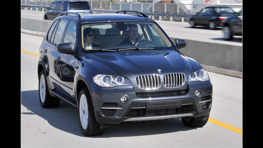 Auf neuestem Stand: BMW X5 im Test
