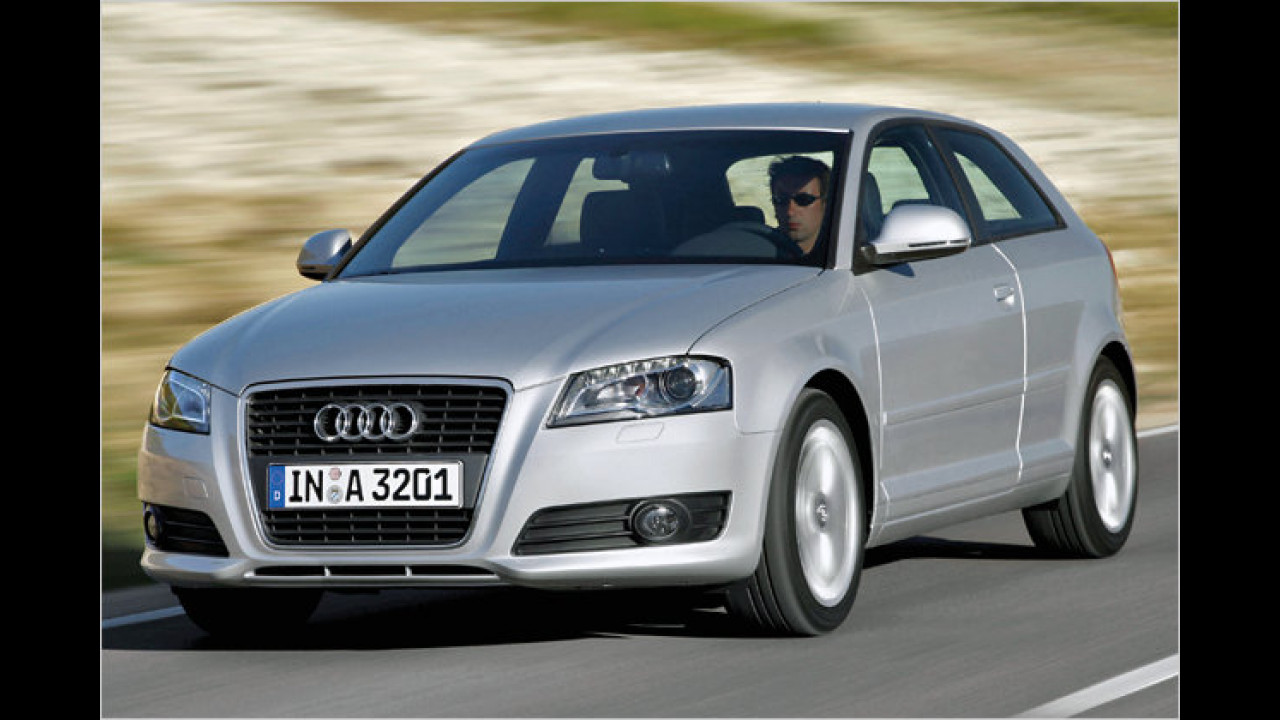 Audi A3 1.6 TDI 99g Attraction