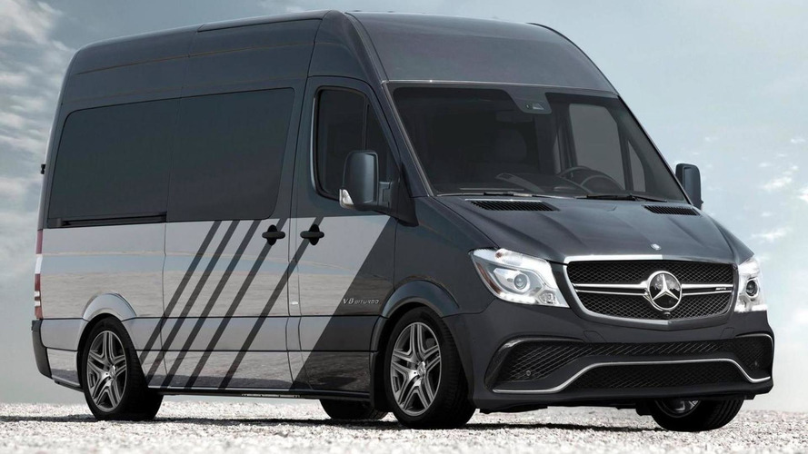 Mercedes-AMG Sprinter 63 S unveiled with 503 bhp