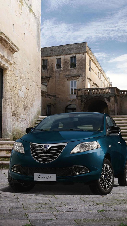 Lancia Ypsilon 30th Anniversary edition unveiled for Geneva