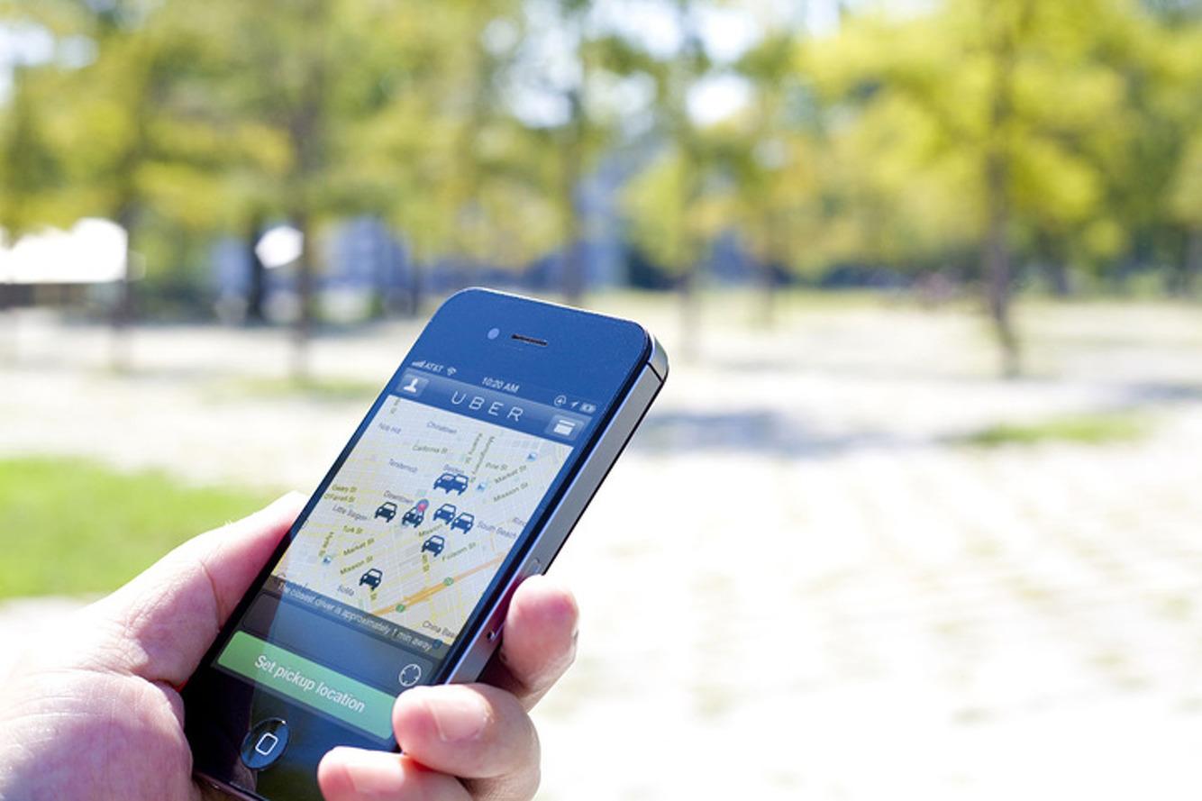 Uber utilise des drones pour faire de la pub dans les bouchons