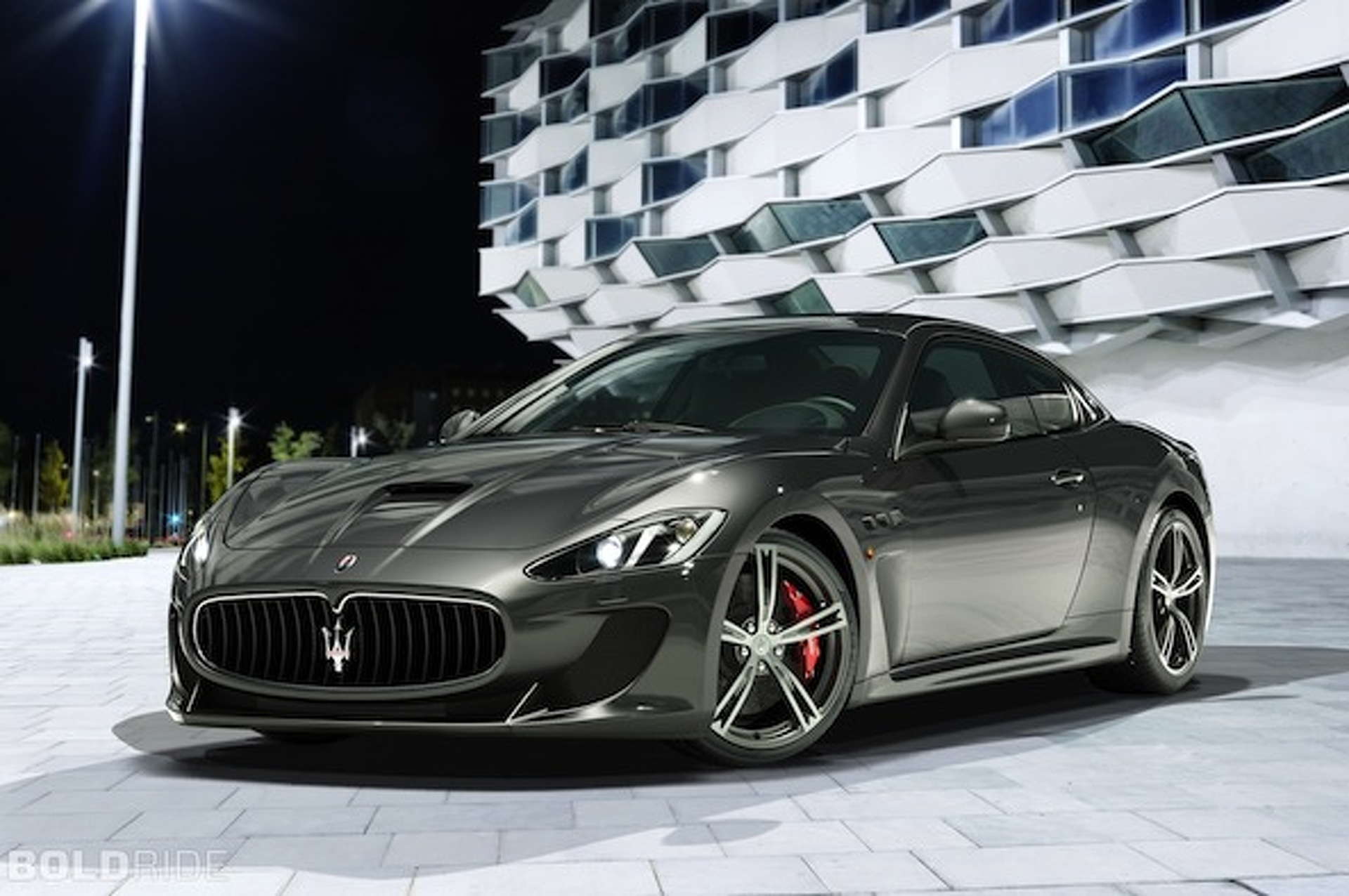 Maserati Ditches Supercar, Plans Smaller Sportscar
