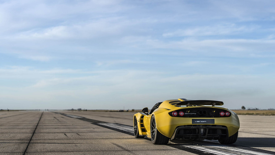 Hennessey selling its drag strip for $2.7M