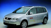 Volkswagen Research: Prototype with CCS