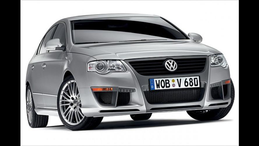 Neues Power-Styling macht den VW Passat mächtig sportlich