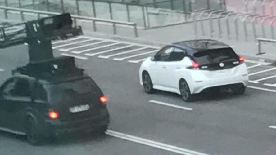Flagra - Novo Nissan Leaf