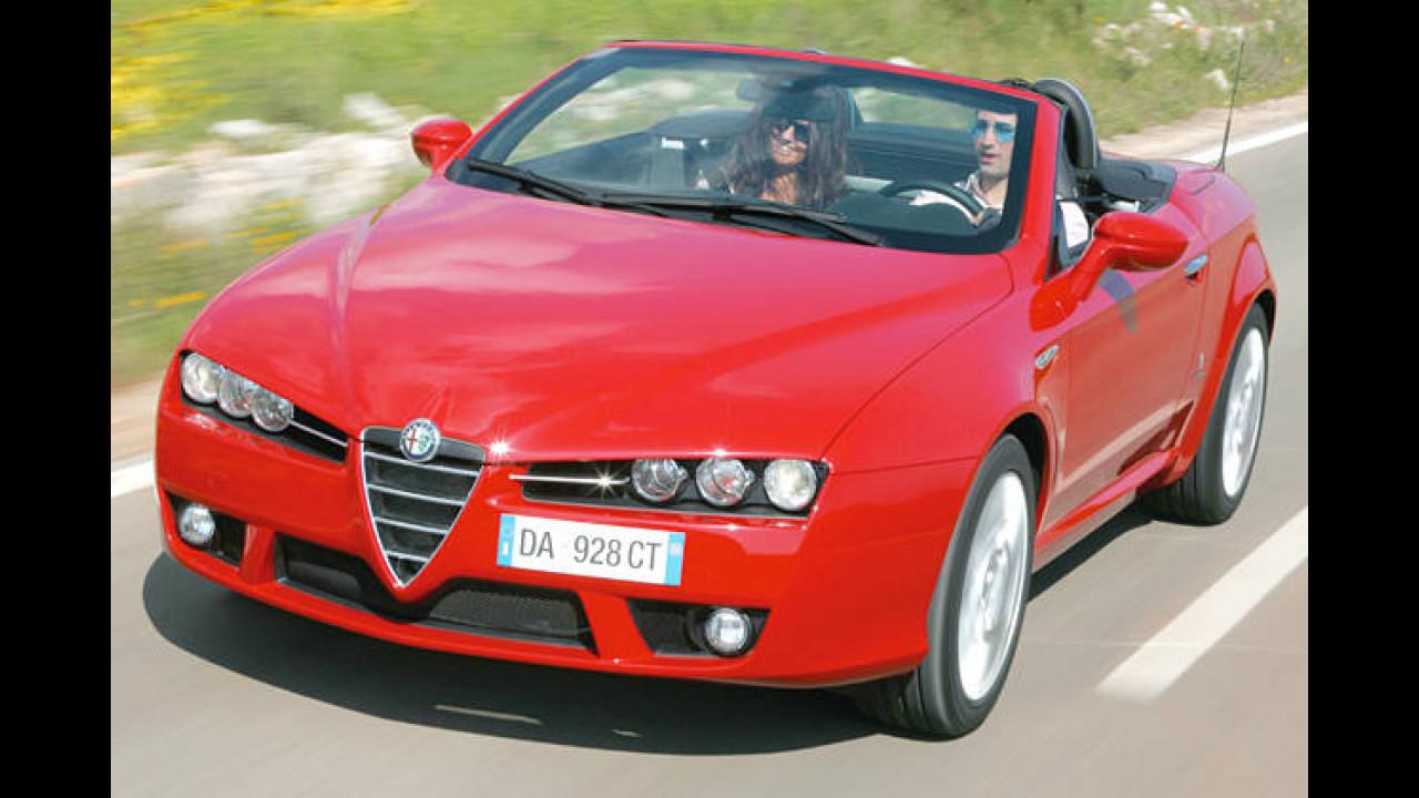 Alfa Romeo Spider 2.2 JTS