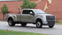 2019 Ford Super Duty Spy Photos