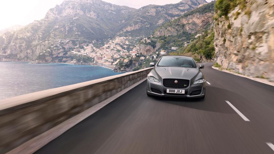 La nouvelle Jaguar XJ serait 100 % électrique