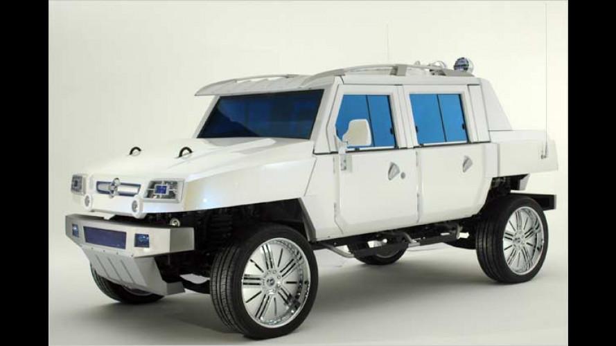 Oltre Fiat: Soldaten bekommen Hummer vom Mittelmeer