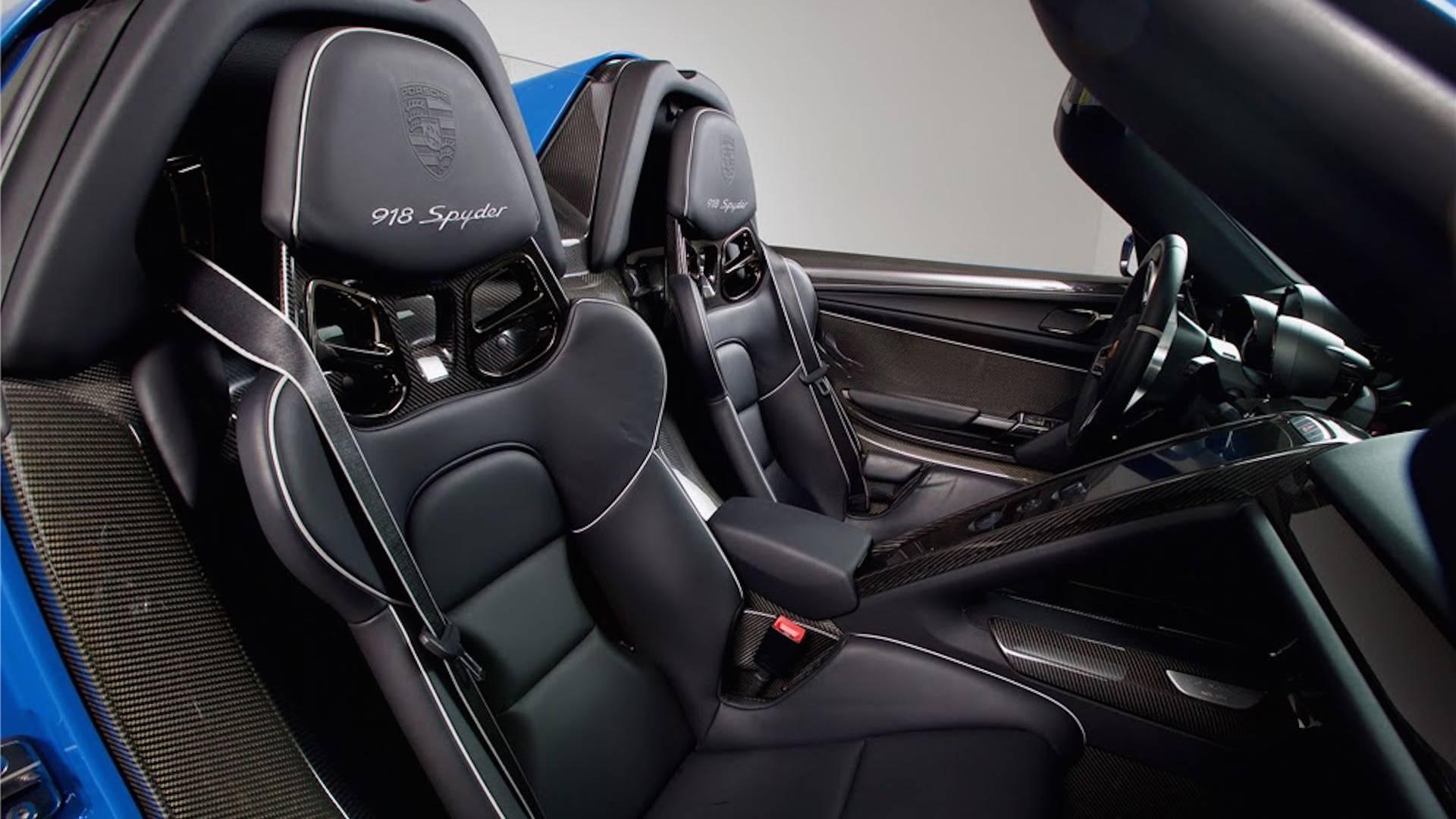 porsche-918-spyder-voodoo-blue Fascinating Porsche 918 Spyder Fiyat Listesi Cars Trend