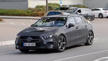 2018 Mercedes A-Class Spy Photos