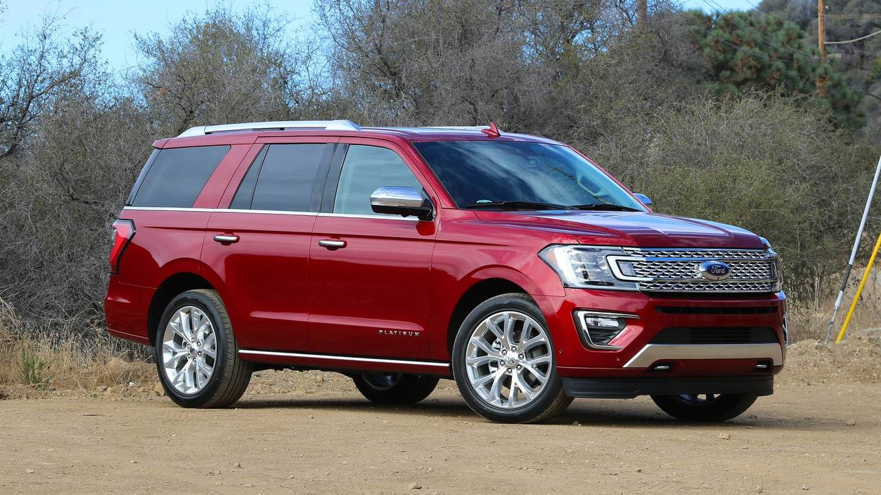 2018 Ford Expedition First Drive