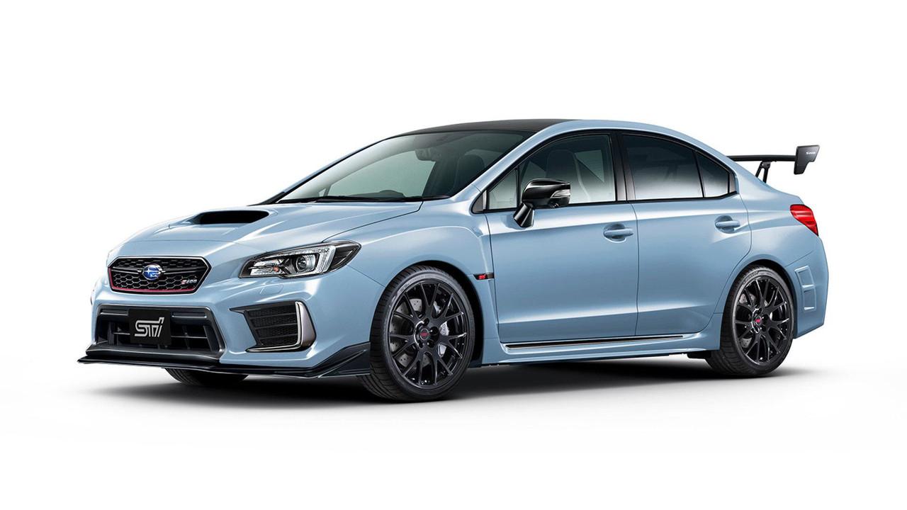 Subaru WRX STI S208 2018