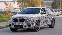 2019 BMW X4 M spy photo