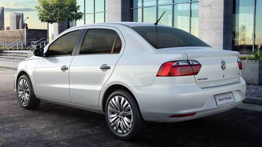 Volkswagen Virtus ganha teaser e estreia em janeiro de 2018