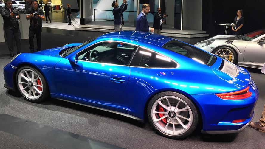 A Porsche kedvet kapott a purista modellekhez