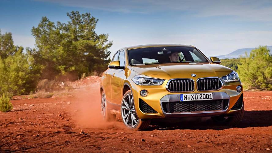 BMW X2 2018, un SUV seductor y deportivo