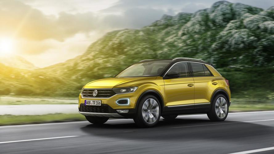 Hivatalos: sorozatgyártásba kerül a Volkswagen T-Roc kabrió