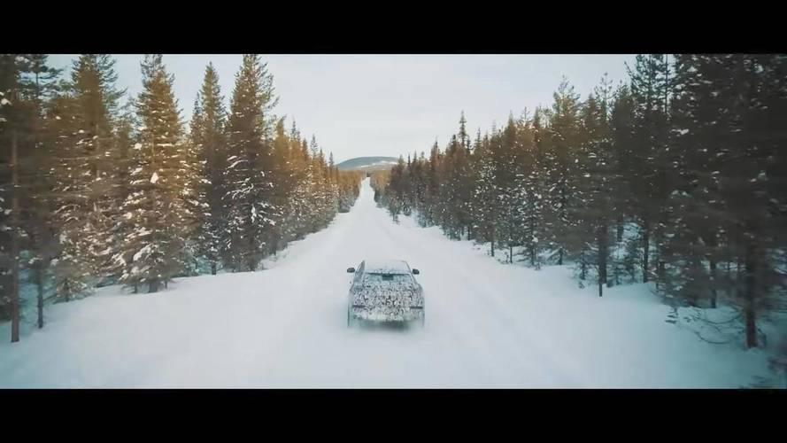 Lamborghini Urusu0027 Neve Mode Means Never Getting Stuck In Snow