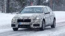 BMW 1 Series Spied With Production Taillights