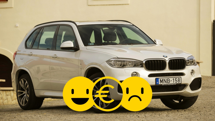 Promozione BMW X5, perché conviene e perché no