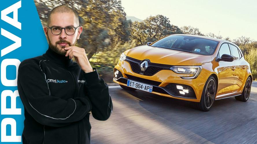 Renault Megane RS, da pista senza dare nell'occhio