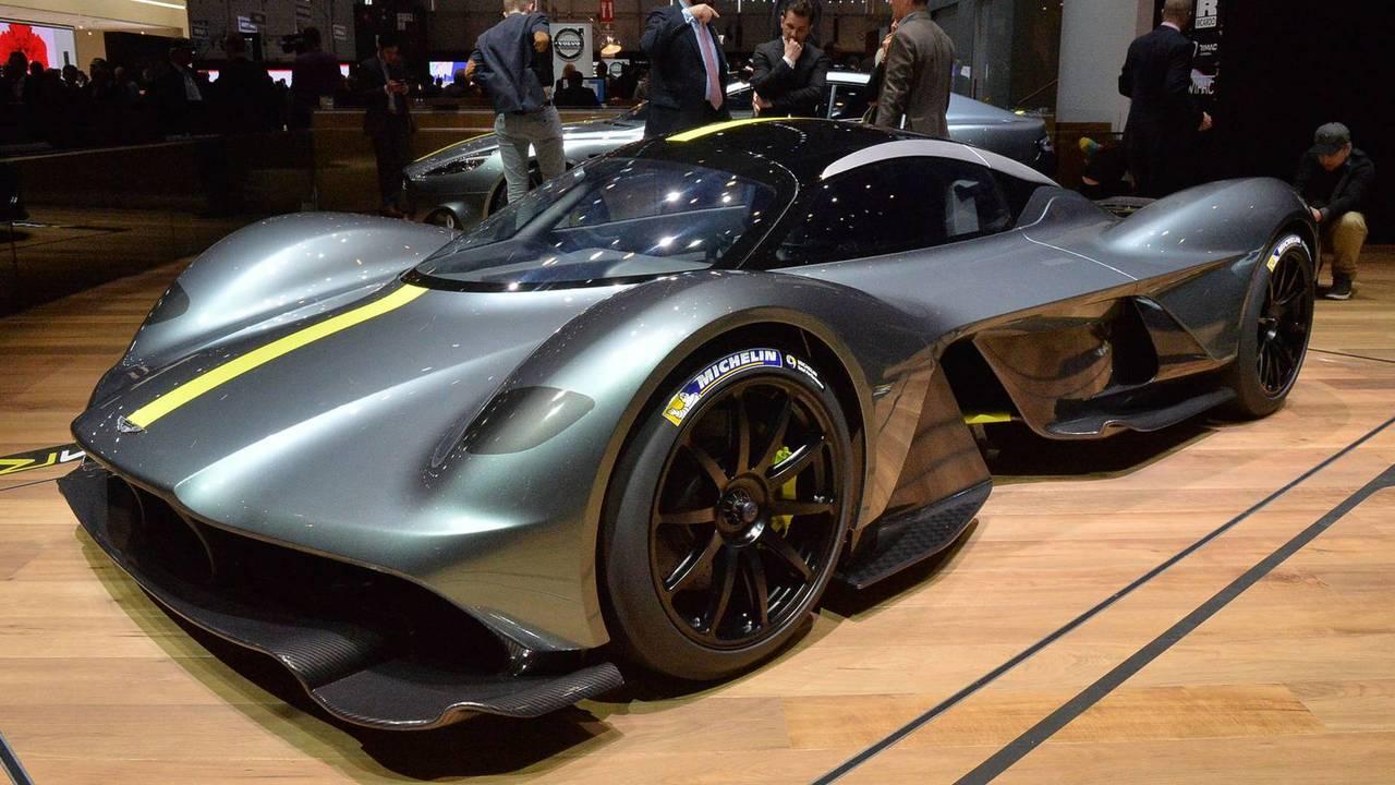 34. Aston Martin Valkyrie
