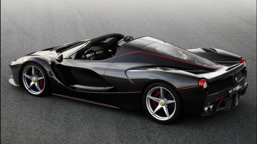 Ferrari, le 8 cilindri continuano a trainare le vendite
