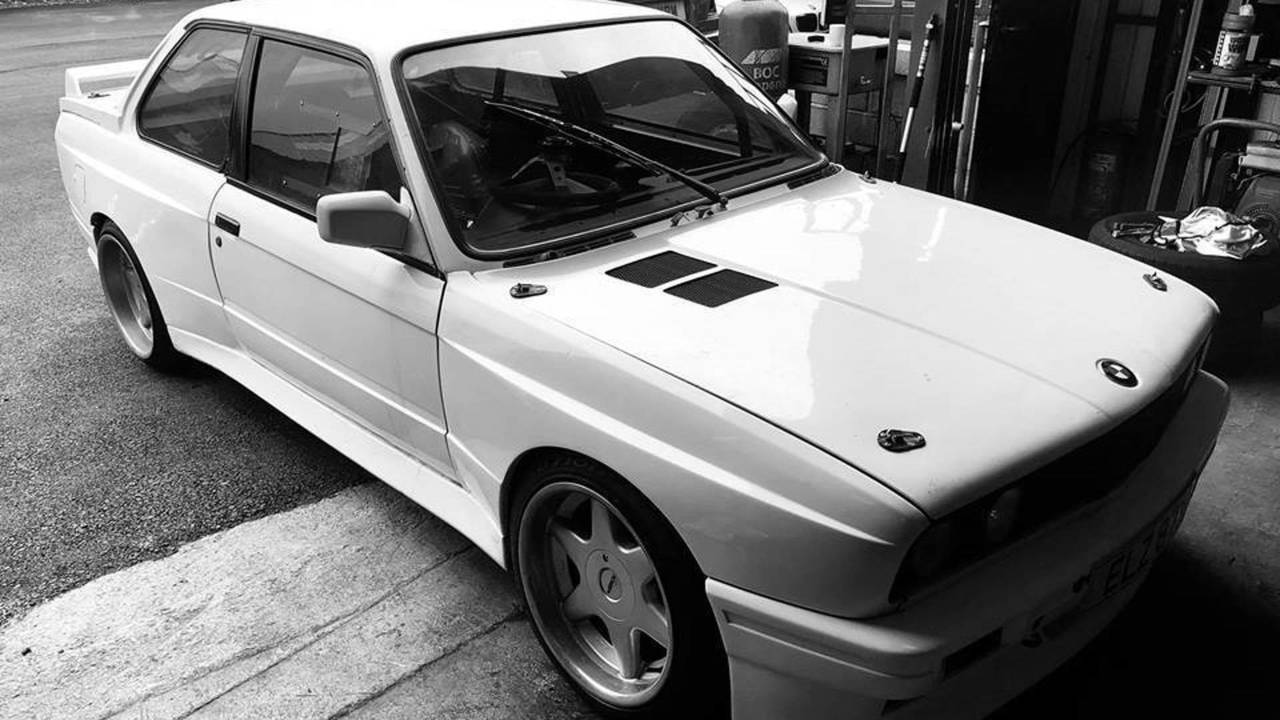 bmw e30 with mid mounted supercharged honda s2000 engine for sale. Black Bedroom Furniture Sets. Home Design Ideas