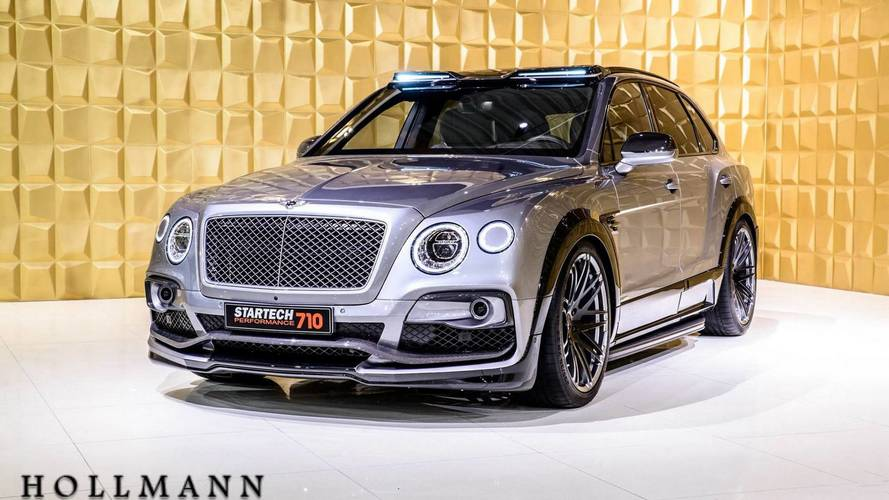 Turns Out You Can Make The Bentley Bentayga More Opulent