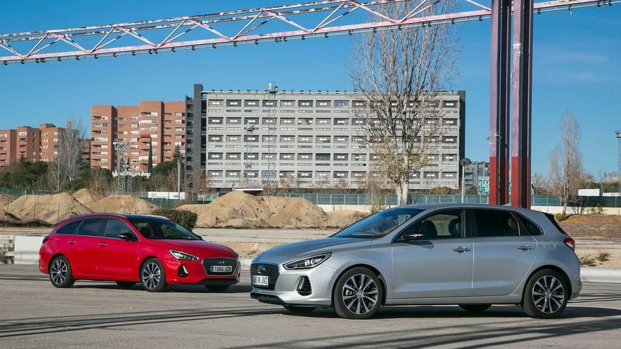 Prueba gama Hyundai i30 2018