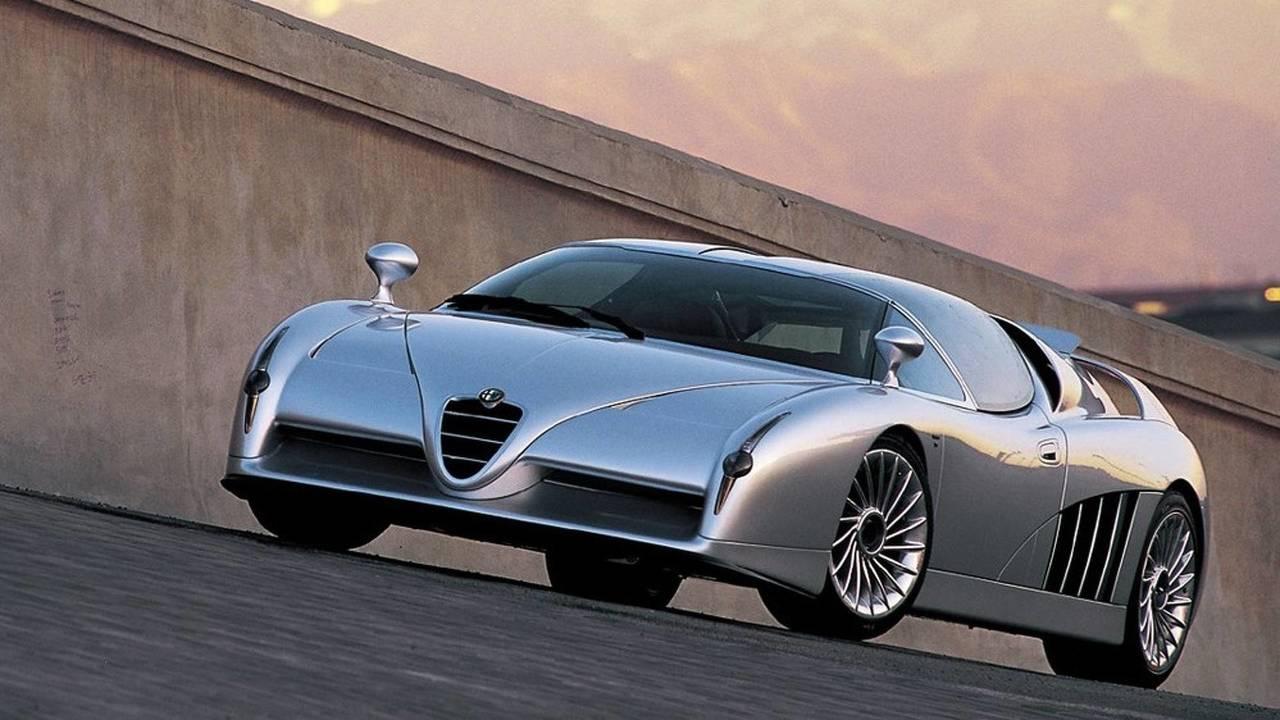 4. 1997 Alfa Romeo Scighera concept